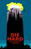 Die Hard 25th Anniversary by Hartter