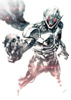 Ultron by brahamil