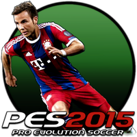 Pro Evolution Soccer 2015 by POOTERMAN