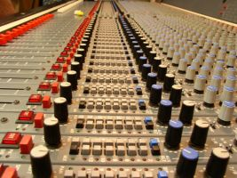 Mixing Console by mrmidi