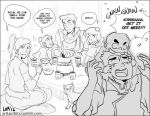 Team Korra babysits Tenzin's Kids by laurbits