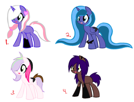 Random batch [CLOSED] by Starleay120