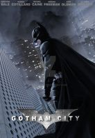 Gotham City- The Batman by Gato-Chico