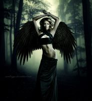 Dark Angel XI by SamBriggs