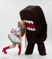 Super Sailor Moon DOMO ZOMG by Sugar-Senshi