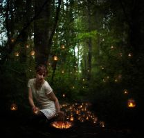 There exist those who light paths... by SmokyPixel