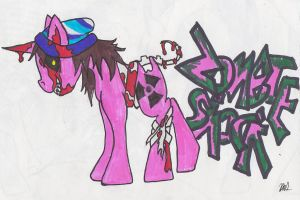 First Drawing Of Zombieshock by psycholiger13