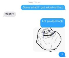 April Fools by SweetCatMint