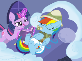 Storytime by Hourglass-Sands