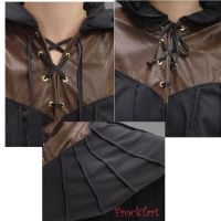 Woodsman's capelet 4 by FrockTarts