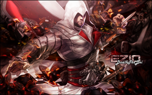 Ezio by BoiUchiha