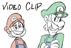 Mario Bros. Animated by thweatted