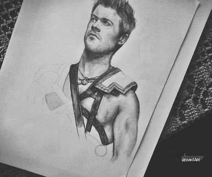 AGRON work in progress by ChocoWay
