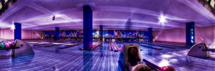 on the bowling alley by Ditze