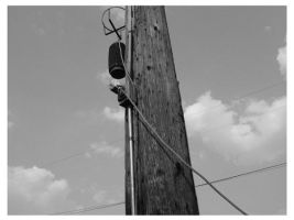 Lamppost by michaeleen