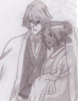 From a Bleach One-shot by Muezac