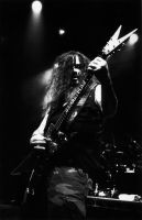 Dimebag live by JamesHammer