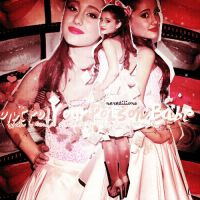 BLEND DE ARIANA GRANDE by Nereditions