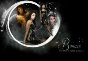Bonnie The Bennet Witch Vampire Diaries by VaLeNtInE-DeViAnT