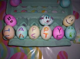 Happy Easter Everyone by Zsy
