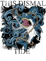 This Dismal Tide tee design by BeautyLoveDivine