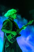 John 5 of Rob Zombie by JaredWingate