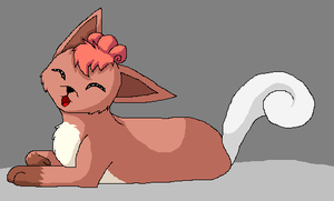 Baby Vulpix by Songa18