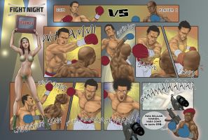 Boxing by Tozani
