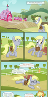 Return to Equestria - Page 02 by moemneop