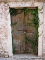 Old Door Stock by Cloozy