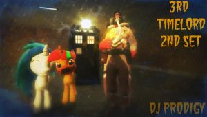 3rd Timelord Of The 2nd Set by TheProdigy100