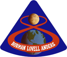 Apollo 8 Patch by GeneralTate