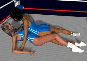 Women's wrestling 34 by cattle6