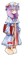 Patchy colouring by eggoverlord