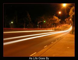 As life goes by by domspeed911