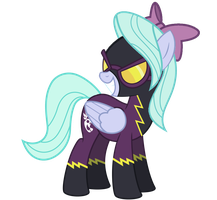 Shadowbolt Flitter by GothamScarecrow