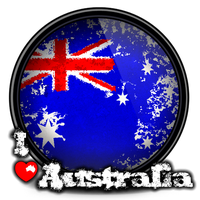 I Love Australia by edook