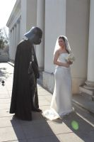 But Lord Vader, I already have a husband... by Mirax-chan
