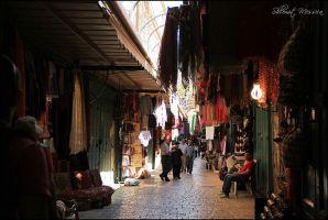 In the old Jerusalem 2 by ShlomitMessica