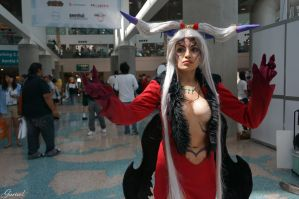Ultimecia - Final Fantasy VIII by Garivel