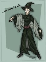McGonagall by aliceazzo