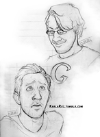 GoogleIRL Sketches1 by karlarei2003