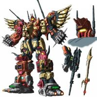 Predaking by LiamShalloo