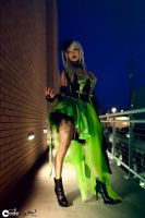Visual-Kei Lolita: Come Get Me by Ninja-Dee