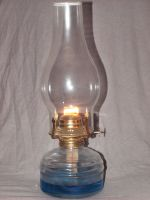 Oil Lamp 1 by AilinStock