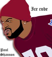 Ice Cube Vector by luap89
