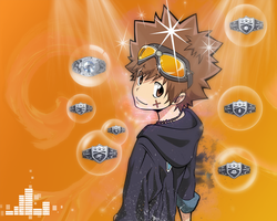 Tsuna wallpaper by hemagoku