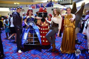 Tardis Cosplay by bewitchedraven