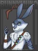 Bunnymund by Phageous