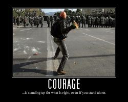 Courage by Wolfblade670